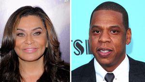 Jay-Z und Tina Knowles
