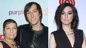 Tina, Mark und Christina Grimmie (†22)