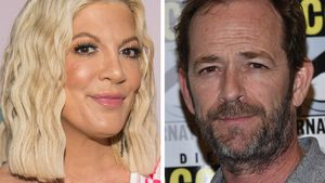 """Tori Spelling: """"Luke Perry hätte '90210'-Reboot gefallen!"""""""