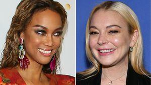 """Tyra Banks verrät: Lindsay Lohan bei """"Life-Size 2""""-Comeback!"""