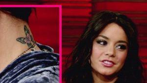 Vanessa Hudgens: Diese Bedeutung hat ihr Tattoo