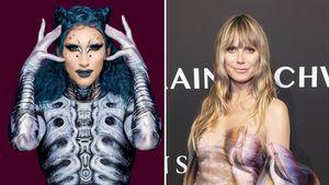 """Vava Vilde: """"Queen of Drags"""" ohne Heidi Klum nicht möglich"""