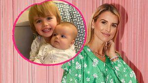 Süß! Vogue Williams postet neues Foto ihrer beiden Kinder