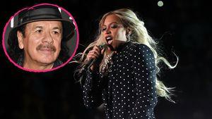 Carlos Santana und Beyoncé