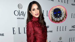 Meghan Markle heiratet Harry! Trägt sie Dianas Saphir-Ring?