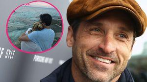 Wieder total verliebt: Patrick Dempsey teilt Liebes-Pic!