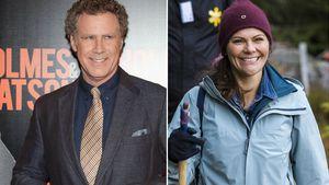 Will Ferrell: Keine Antwort auf Post an Prinzessin Victoria