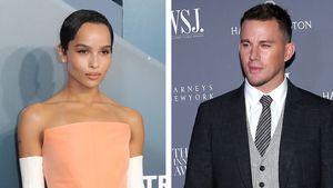 Liebe offiziell? Zoe Kravitz und Channing Tatum Hand in Hand