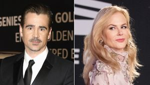 Goldene Kamera: Colin Farrell hat Beef mit Nicole Kidman?
