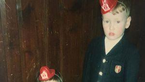 Conan O'Brien als kleiner Junge