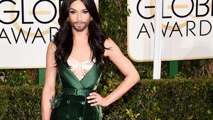 Conchita Wurst: Ganz elegant bei den Golden Globes