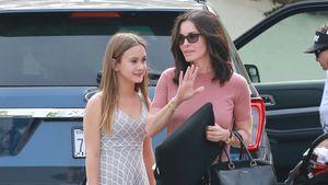 Courteney Cox mit Tochter Coco Arquette