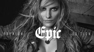 """Cover von Flers und Jalils Album """"Epic"""""""