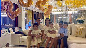 Inklusive Familienfoto: Ronaldo teilt emotionalen Insta-Post