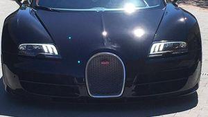 Cristiano Ronaldos Bugatti Veyron 16.4 Grand Sport