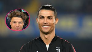Cristiano Ronaldo amüsiert Fans mit wilder Löwenmähne!