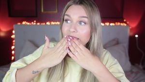 Dagi Bee, YouTube-Star