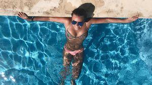 YouTube-Star Dagi Bee im Urlaub auf Ibiza