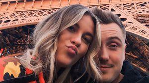So verliebt: Dagi Bee & Ehemann Eugen turteln in Paris!