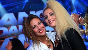 """Dana und Luna Schweiger bei der RTL-Show """"Dance Dance Dance"""""""