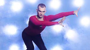 "Eric Stehfests ""Dancing on Ice""-Kür hat besondere Bedeutung"