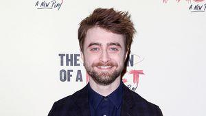 Wegen Bart: Daniel Radcliffes Fans machen sich Sorgen um ihn