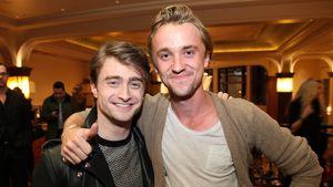 Tom Felton sicher: Harry Potter stand heimlich auf Malfoy