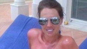 Im Bikini: Danielle Lloyd zeigt schönen Baby-Bauch