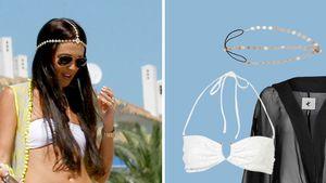 So geht der Luxus-Beach-Look à la Danielle Lloyd