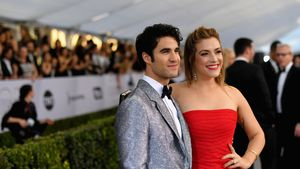 """Glee""-Star Darren Criss hat seine Freundin Mia geheiratet!"