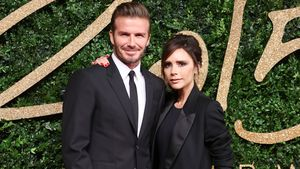 David und Victoria Beckham bei den British Fashion Awards