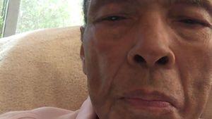 Private Aufnahme: Das ist Muhammad Alis (†) letztes Foto