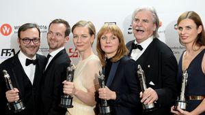 "Das Team des Films ""Toni Erdmann"""
