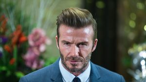 David Beckham bei einem UNICEF-Event in New York