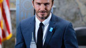 David Beckham auf der Unicef-Gala