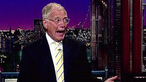 So humorvoll reagiert Letterman auf Morddrohung!