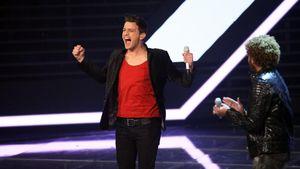 X Factor und David Pfeffer
