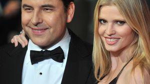 Offiziell: Lara Stone & David Walliams sind Eltern