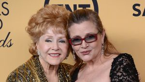 Debbie Reynolds and Carrie Fisher, Schauspielikonen