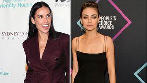 Demis Enthüllungen über Ashton: Mila Kunis ist stinksauer!