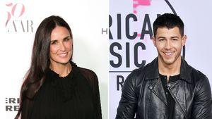 Er ist 30 Jahre jünger! Datet Demi Moore etwa Nick Jonas?