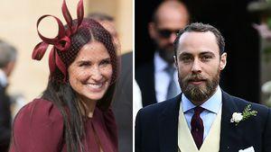 Flirt-Gerücht: Steht Demi Moore auf Herzogin Kates Bruder?