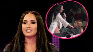 Versexte Live-Show: Demi Lovato fummelt mit Sängerin Kehlani