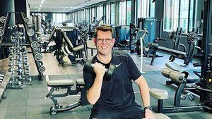 Essen und Sport: So hält erschlankter Dennis Schick Gewicht