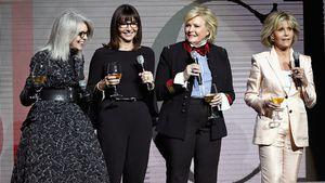 """""""Wetten, dass"""": Diane Keaton knutscht sie alle!"""