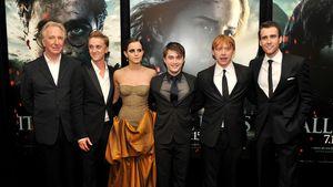 Alan Rickman (†): So dachte er über die Prof. Snape-Rolle!