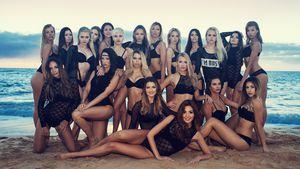 """Die 21 Anwärterinnen auf den """"Miss Germany""""-Titel 2017 auf Fuerteventura"""