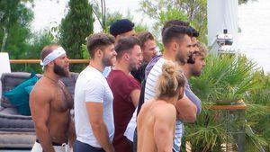 Eskalation in der Villa: Bachelorette-Boys streiten heftig