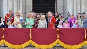 Trooping the Colour: Deswegen fehlten William, Kate und Co.