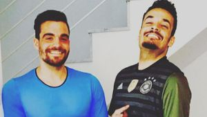 Brüder-Power: Giovanni & Stefano Zarrella im Fitnesswahn!